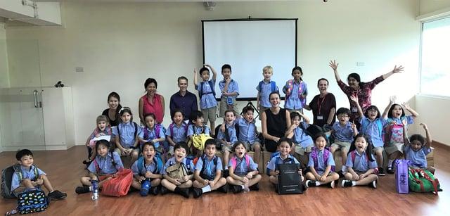Middleton International School, Singapore - where bright futures begin