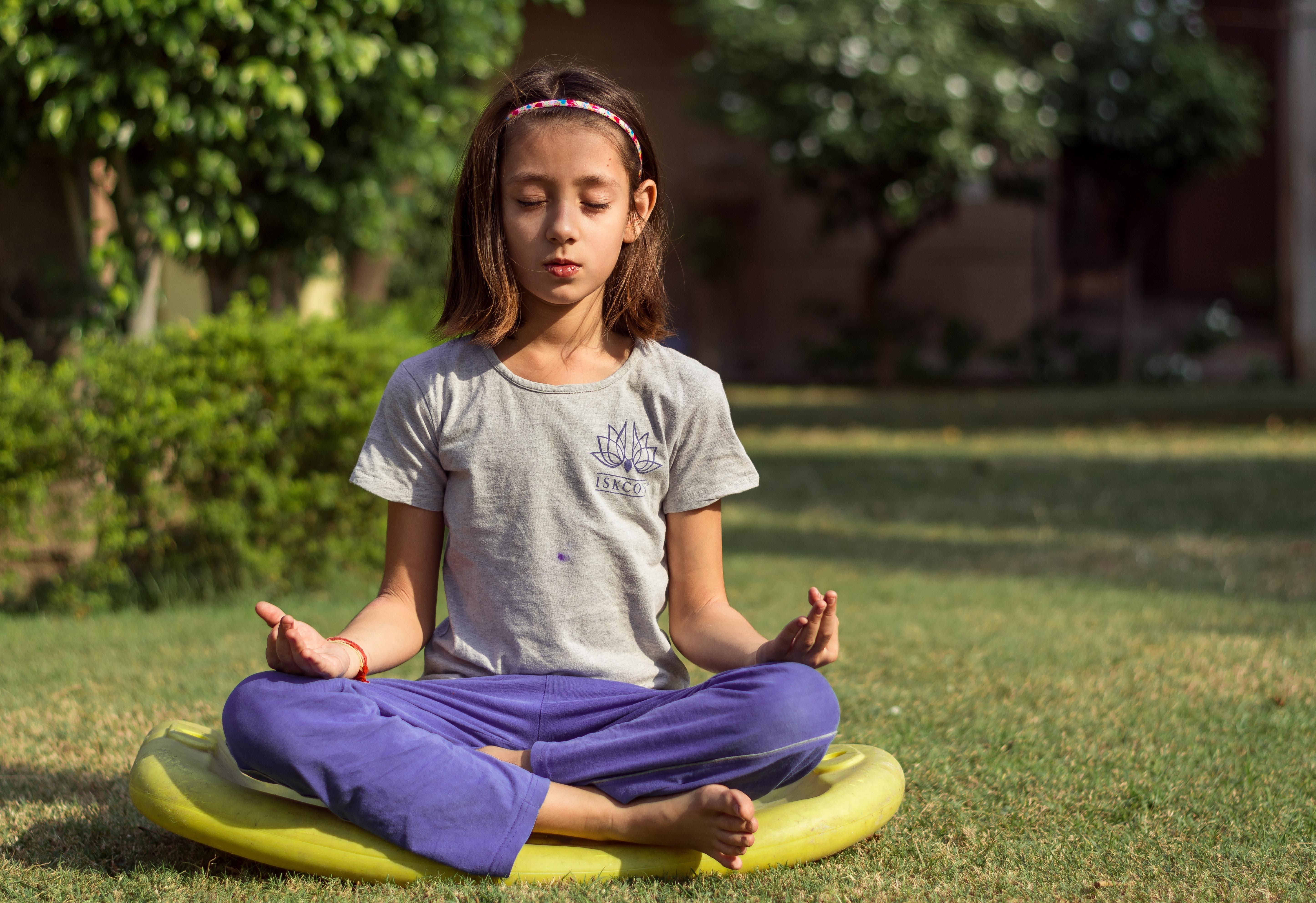 Can Children Practise Mindfulness EtonHouse